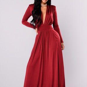 Fashion Nova spree dress